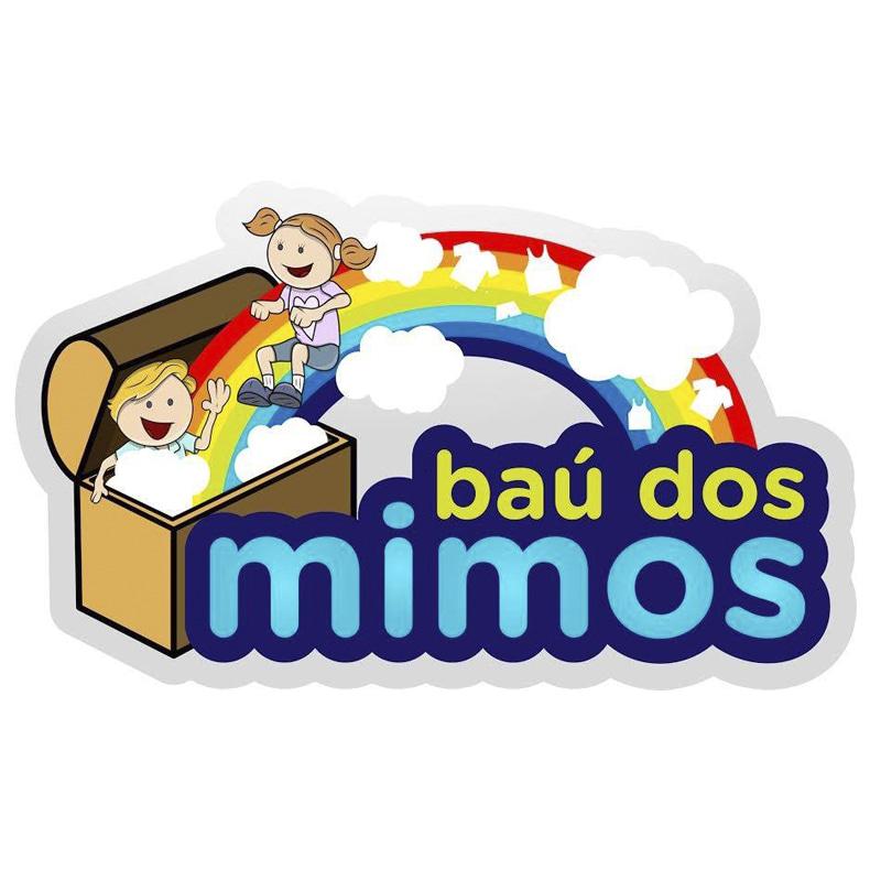 logotipo Baú dos Mimos pronto-a-vestir criança