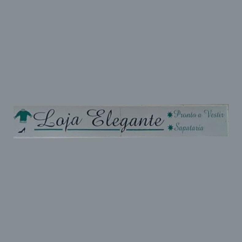 logotipo Loja Elegante pronto-a-vestir de Sónia Barros