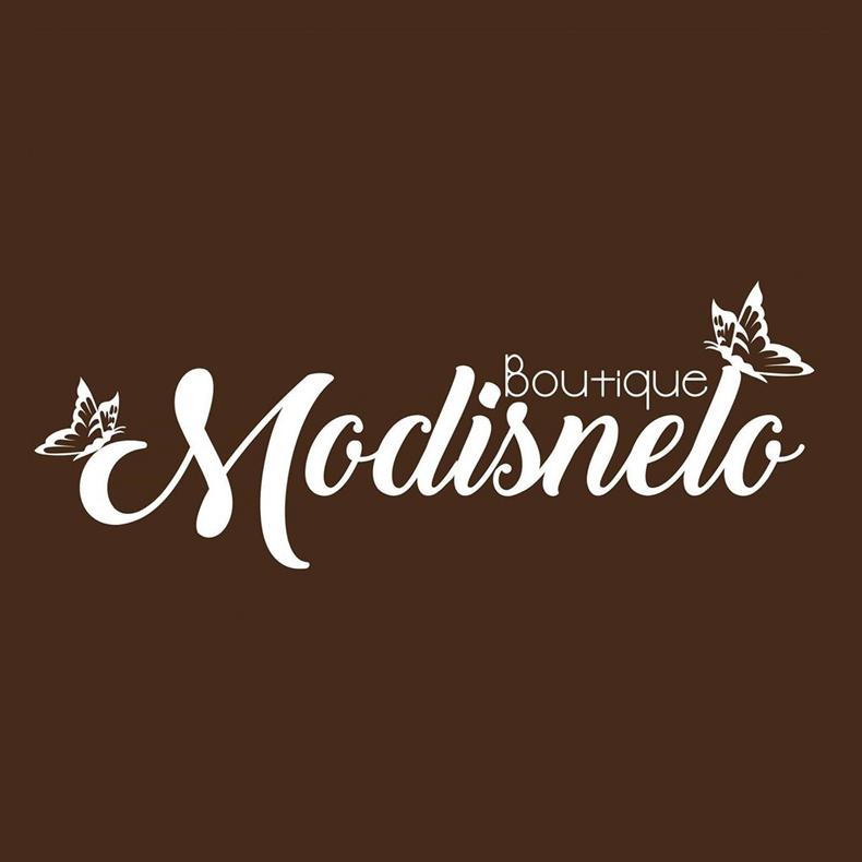 Logotipo do pronto-a-vestir Boutique Modisnelo