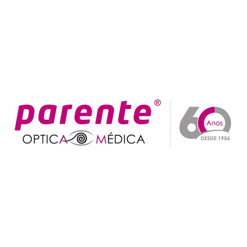 logotipo da Óptica Parente 2