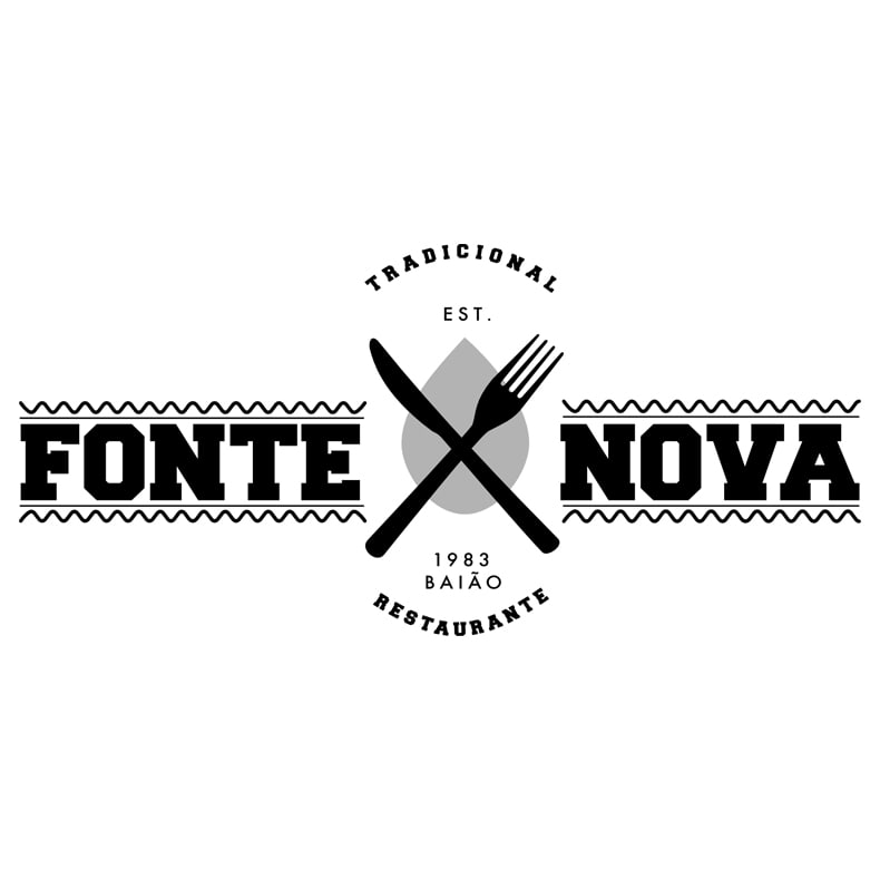 Logotipo do Restaurante Fonte Nova