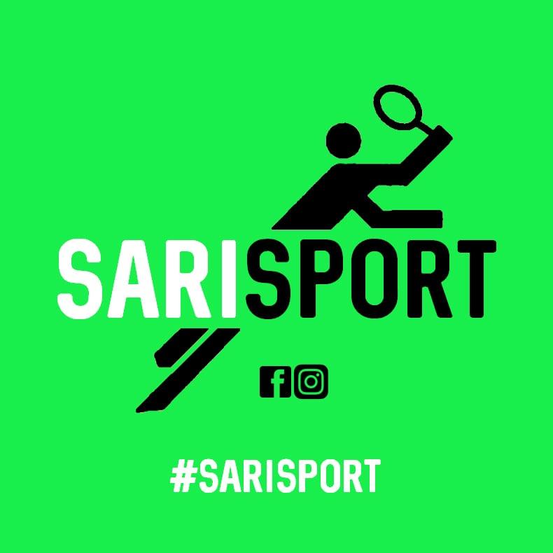 logotipo da loja de desporto Sarisport