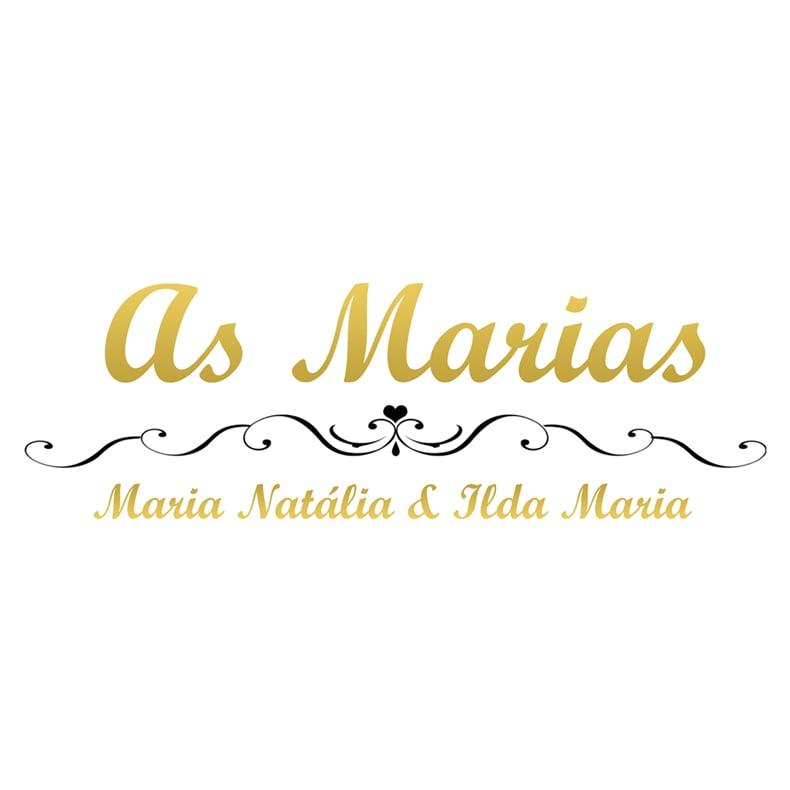 logotipo do pronto-a-vestir As Marias