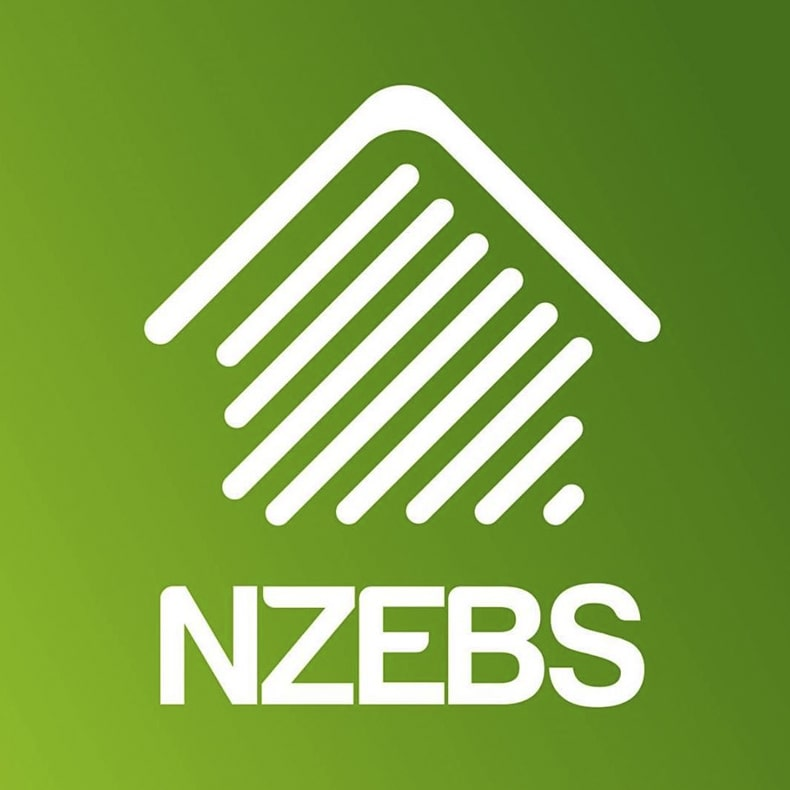 logotipo nZE Buildings Solutions